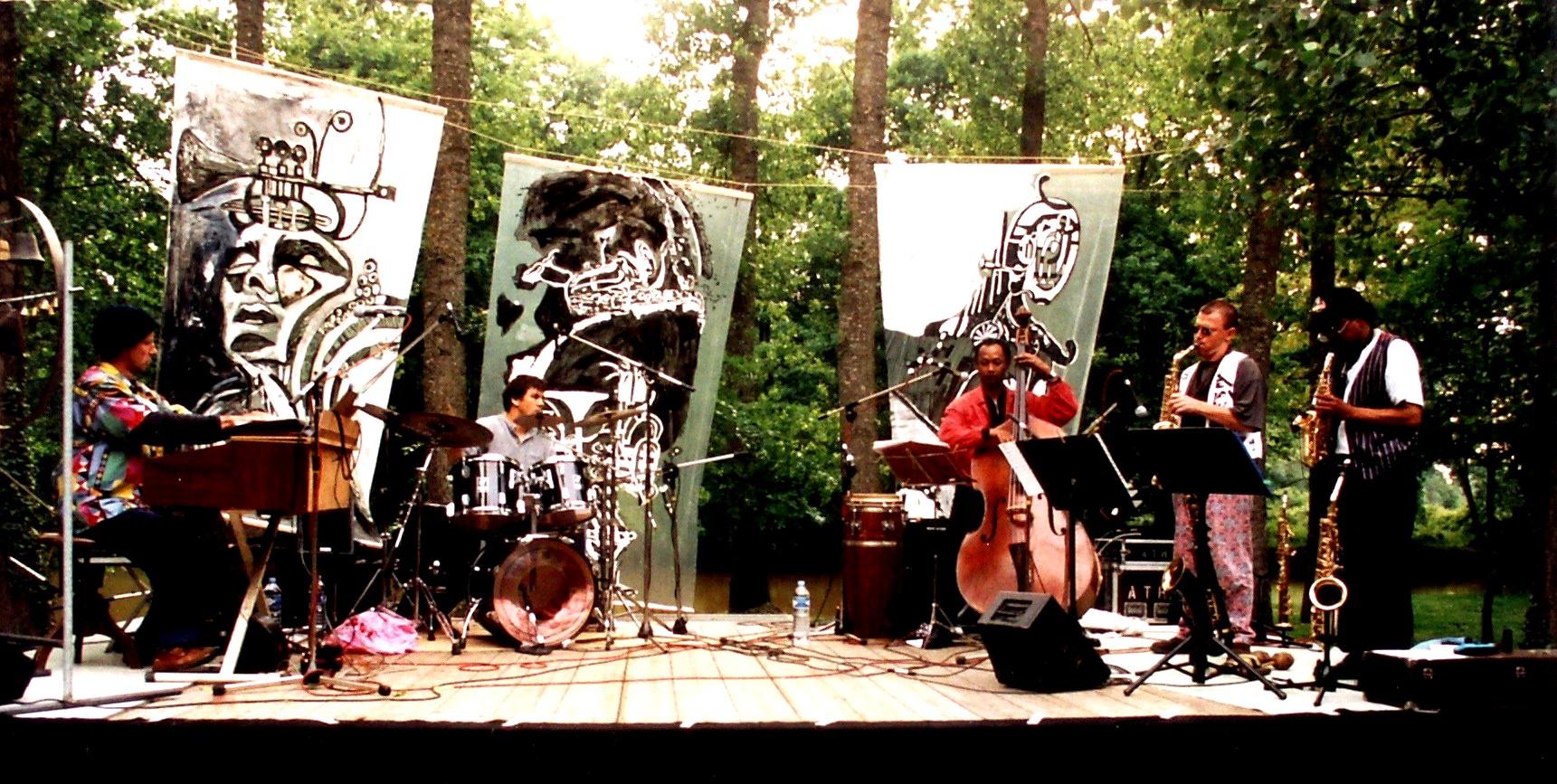 Jazz Etnik en concert à Mordelles
